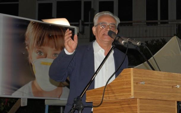 Γιάννης Μιχάλαρος: Η ηχορύπανση καταστρέφει την υγεία μας
