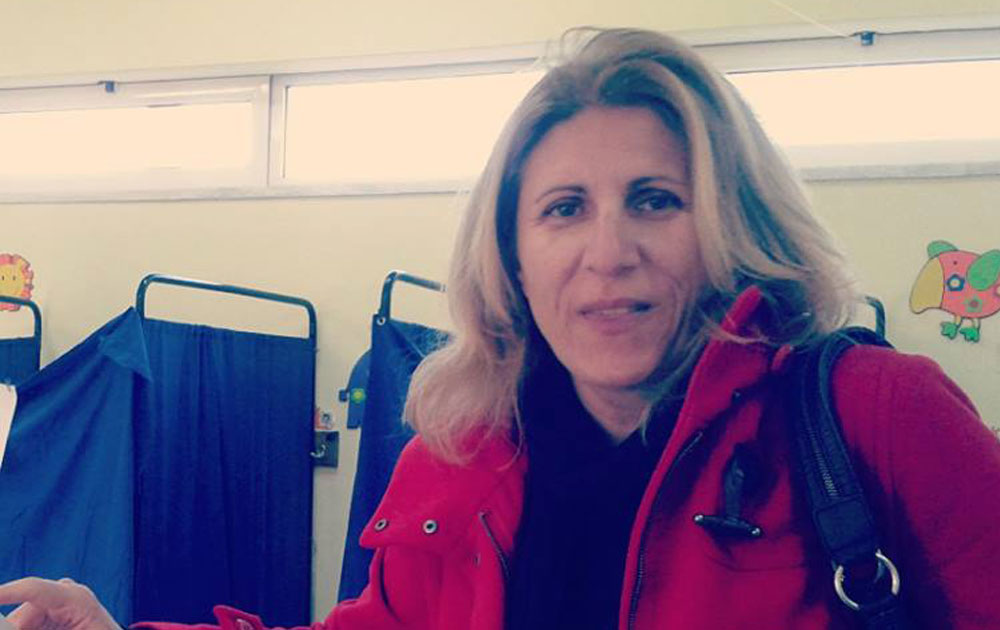 Η Γιάννα Ρήγα απαντά στην ΝΕΜ