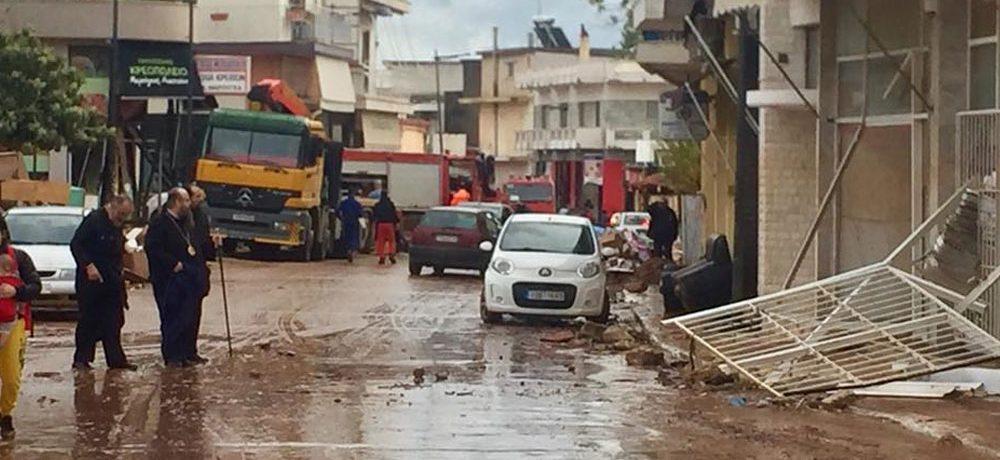 Ποινικές ευθύνες για τις πλημμύρες σε περιφερειάρχη-δημάρχους