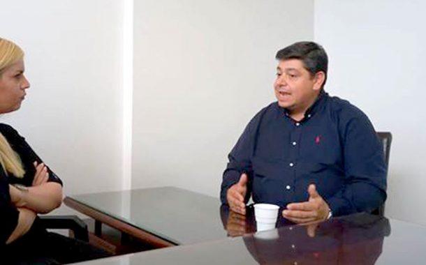 βίντεο: Ο Άγγελος Μακρυγιάννης μιλάει για την υποψηφιότητά του