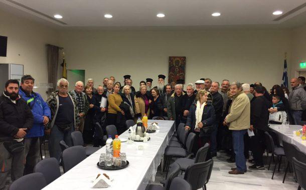 Βοήθεια στους Πυροπαθείς από την Εκκλησία της Ελλάδος