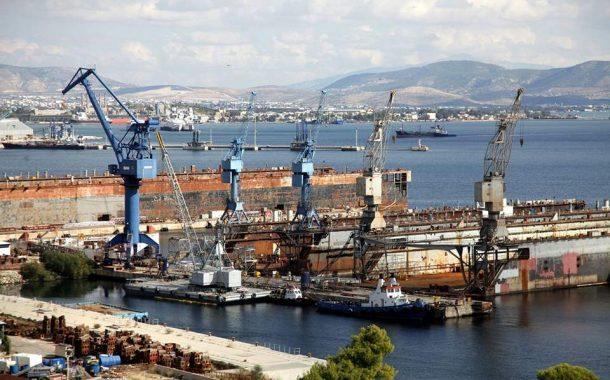 Θ. Μπούρας: Τροπολογία για συνέχιση της λειτουργίας των Ναυπηγείων Ελευσίνας και Σκαραμαγκά