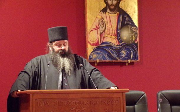 Επίσκοπος Κεχριών ο π. Αγάπιος Δρίτσας