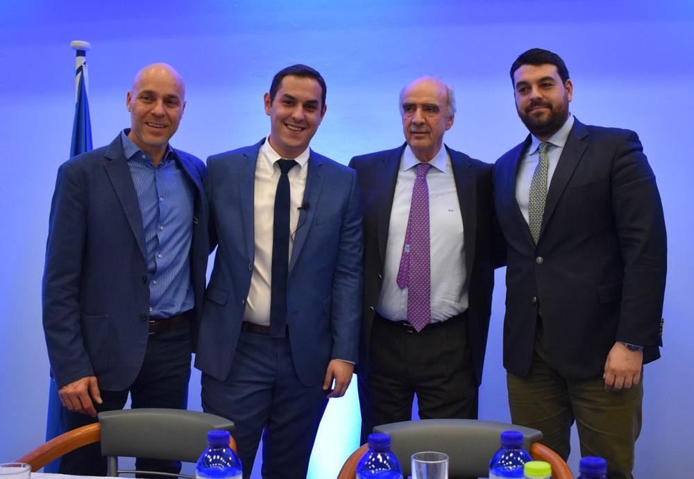 Β. Μεϊμαράκης, Κ. Δέρβος, Β. Λιάκος: Μηνύματα συσπείρωσης και νίκης της ΝΔ