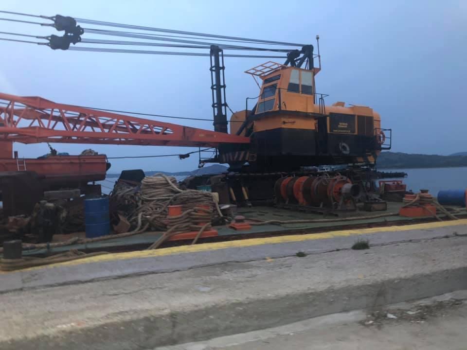 Κλ. Βαρελάς: Τριτοκοσμικές εικόνες στο λιμάνι της Νέας Περάμου