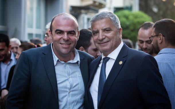 Ο Λ. Κοσμόπουλος στην Εξαμελή Εκτελεστική Επιτροπή του ΕΔΣΝΑ