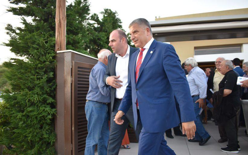 Γ. Πατούλης-Λ. Κοσμόπουλος: Νέα αρχή στη Δυτική Αττική