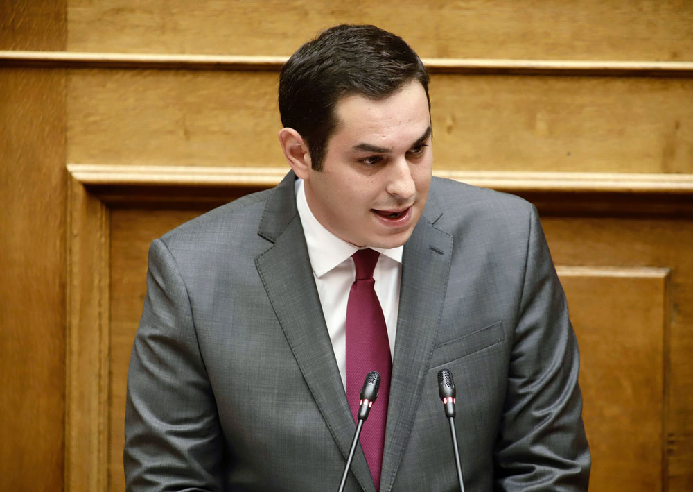 Ε. Λιάκος: Αναφορά στον Υπουργό Προστασίας του Πολίτη για την μεταφορά των φυλακών