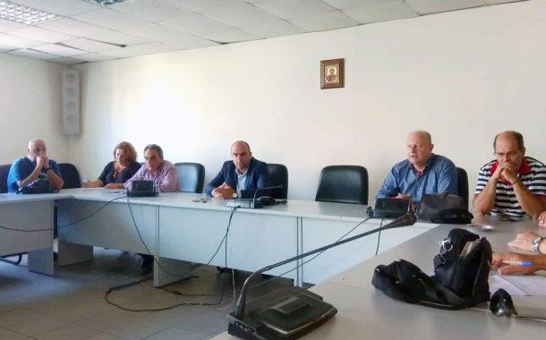 Ευρεία σύσκεψη για το παραγωγικό δυναμικό της Δυτικής Αττικής