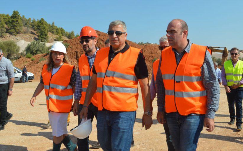 Πατούλης-Κοσμόπουλος προχωρούν τα αντιπλημμυρικά