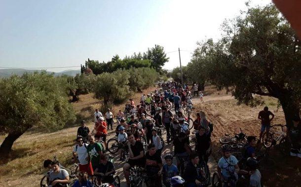 19ος Ποδηλατικός Γύρος των Μεγάρων