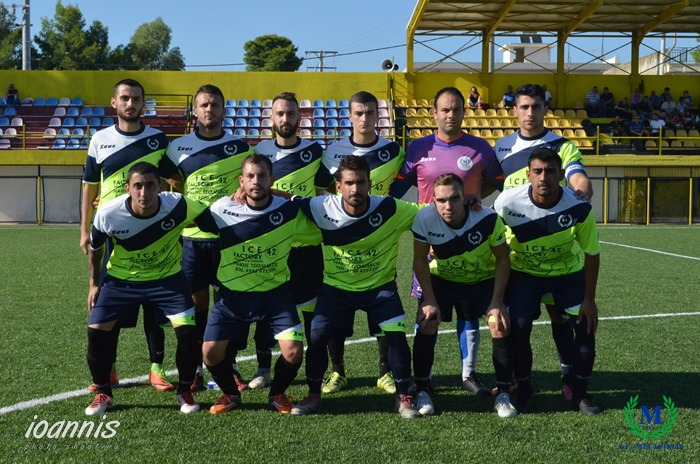 Νίκη του Μεγαρικού με 6-0 τον Ίκαρο Ασπροπύργου