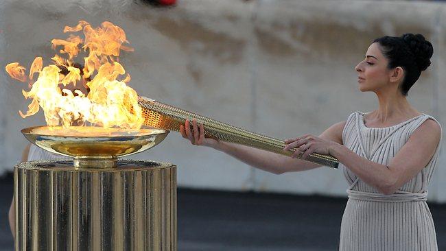 Η Ολυμπιακή Φλόγα θα περάσει από τα Μέγαρα