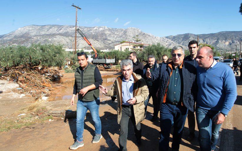 Η υδροδότηση της Κινέτας στις προτεραιότητες της Περιφέρειας