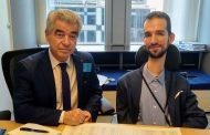 Στις Βρυξέλλες ο Δήμαρχος Μεγαρέων