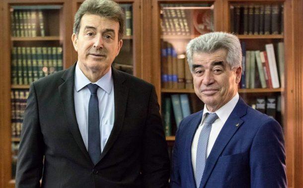 Μ. Χρυσοχοϊδης-Γρ. Σταμούλης: Ενίσχυση της αστυνόμευσης
