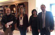 Γ. Κώτσηρας & Ελ. Ρήγα στο Υπουργείο Παιδείας για σχολείο Κινέτας-Εσπερινό ΕΠΑΛ Μεγάρων