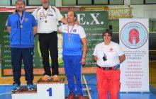 Γιάννης Σταμέλος: 3ος σε Πανελλήνιο αγώνα Τοξοβολίας