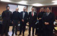 Συνάντηση εκπροσώπων Δ.Σ. της ΕΙΕΤ με τον Υφυπουργό Σ. Πέτσα