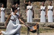 Διαμαρτυρία για την μη διέλευση της Ολυμπιακής φλόγας από την Νέα Περαμο