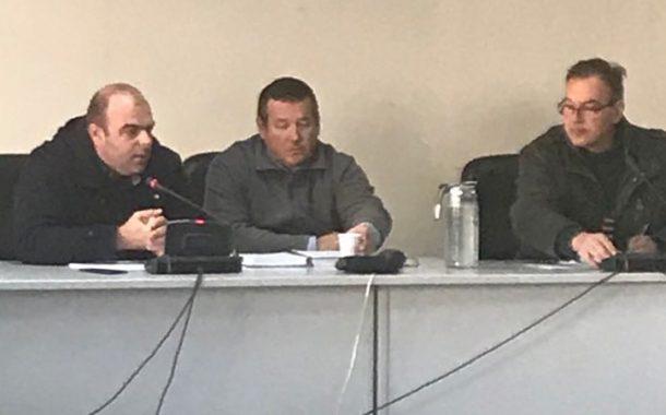 Έκτακτη συνεδρίαση του Συντονιστικού Οργάνου Πολιτικής Προστασίας εν όψει έκτακτων καιρικών φαινομένων
