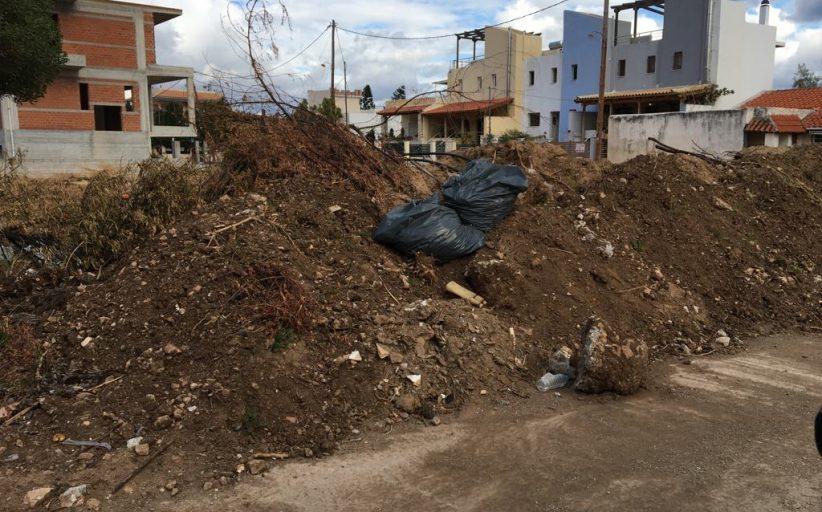Κινέτα: Πλήρης «γύμνια» και αδυναμία του Δήμου να ανταποκριθεί σε βασικές ανάγκες για να επανέλθει η περιοχή σε κανονικούς ρυθμούς