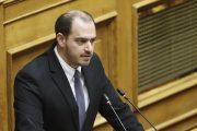 Γ. Κώτσηρας: Παρέμβαση στη Βουλή για την καθυστέρηση συντάξεων στην Κινέτα