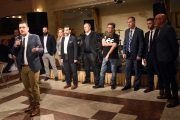 βίντεο: Μεγάλο γλέντι για την ΝΕΜ με ηχηρές παρουσίες