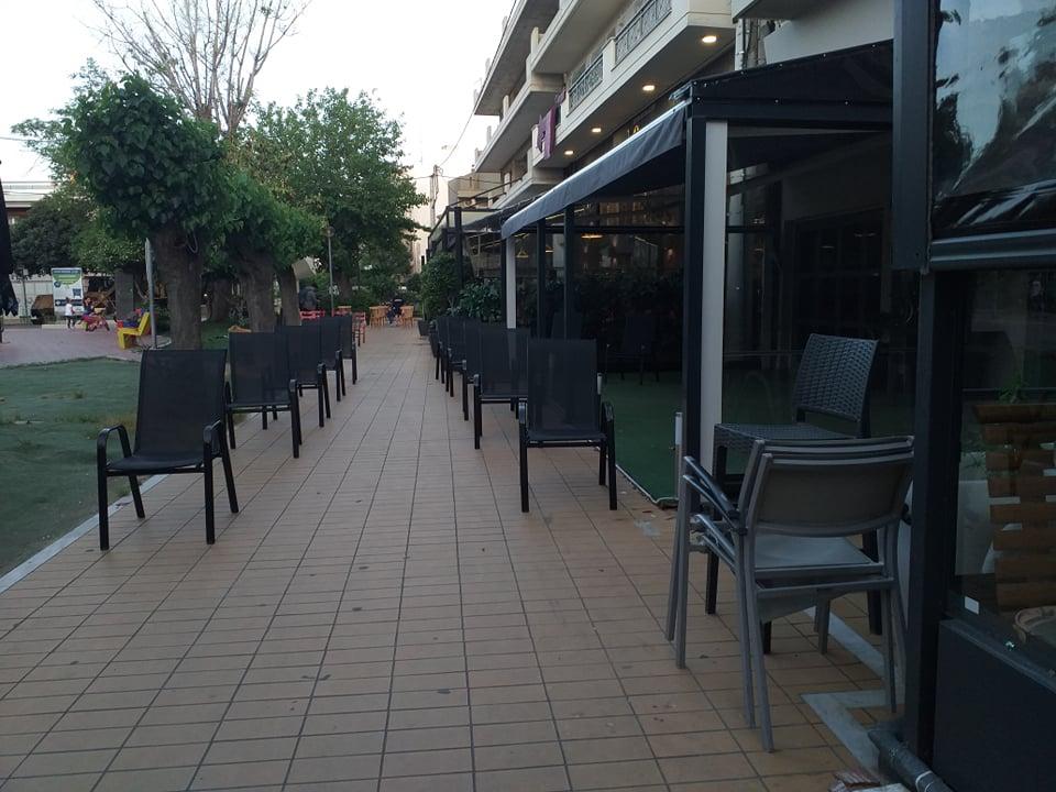 Επανεκκίνηση σήμερα για καφέ-μπαρ-εστιατόρια: Τι μέτρα ισχύουν