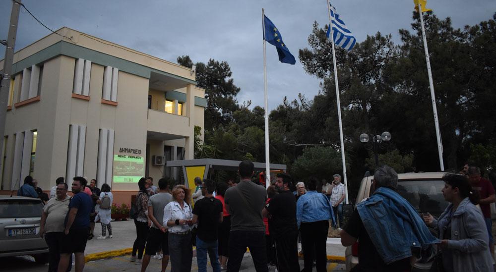 Συνεδριάζει το Συμβούλιο Κοινότητας Ν. Περάμου