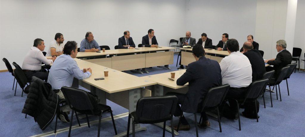 Συναντήσεις & εξελίξεις κατά της δομής μεταναστών στην Ν. Πέραμο(βίντεο)