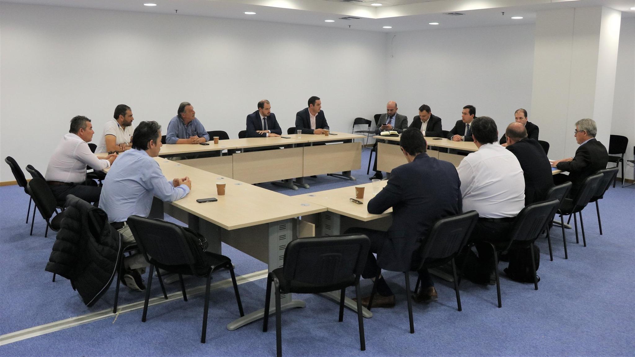 Τι ανακοίνωσε το Υπουργείο Μετανάστευσης για την συνάντηση με τους εκπροσώπους του Δήμου Μεγαρέων