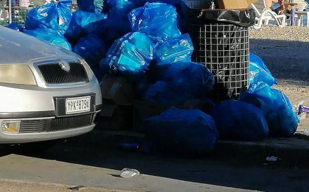 Παράπονα για την καθαριότητα στη Βαρέα