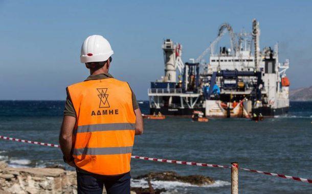 ΑΔΜΗΕ: Σε τροχιά υλοποίησης η διασύνδεση Κρήτης - Αττικής