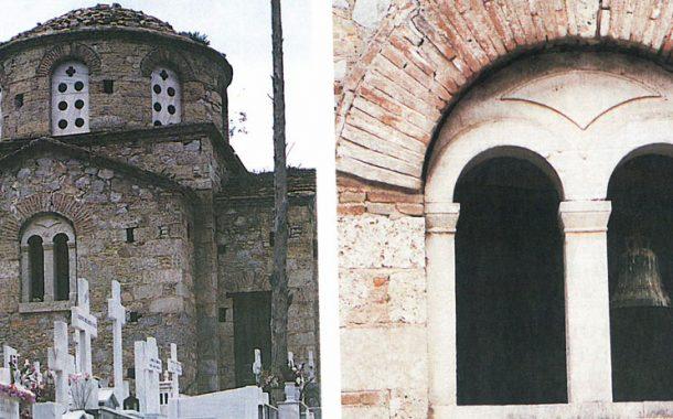 Πλήρης αποκατάσταση του Ι. Ναού Αγ. Θεοδώρων στο Κοιμητήριο Μεγάρων
