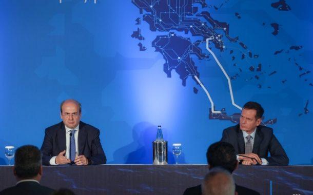 Υπεγράφησαν οι συμβάσεις για την διασύνδεση Κρήτης-Αττικής