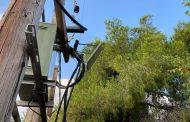 Χωρίς ρεύμα στον Πευκενέα λόγω κλοπής μετασχηματιστή ΔΕΗ