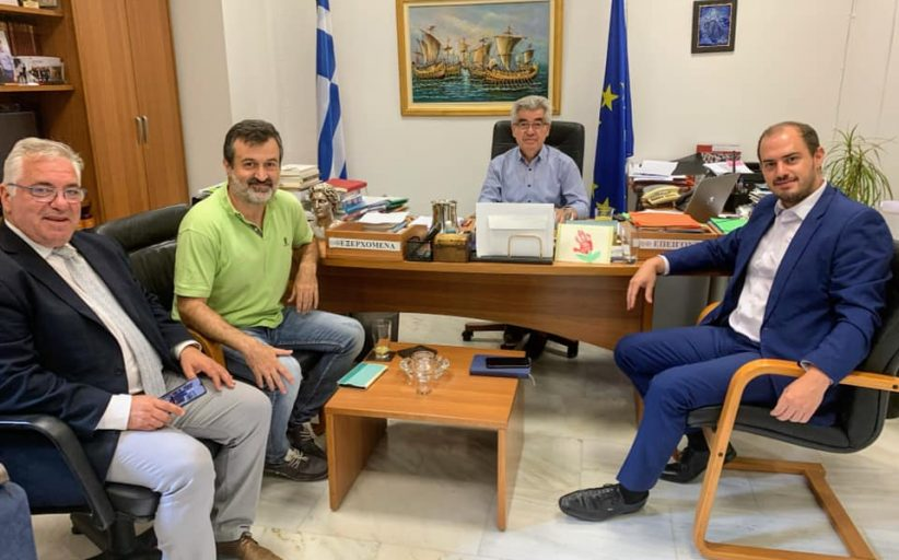 Διεπιστημονικό Κέντρο Παρατηρήσεων Γεωπεριβάλλοντος και Γεωκαταστροφών με έδρα το Δήμο Μεγαρέων ανακοίνωσε η Δημοτική Αρχή