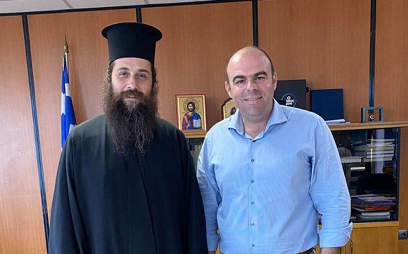 Λ. Κοσμόπουλος: Αποκατάσταση του παρεκκλησίου Αγίου Γεωργίου στον κάμπο των Μεγάρων