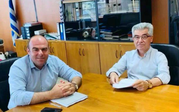 Λ. Κοσμόπουλος: «Προωθούμε τις διαδικασίες για έργα απαραίτητα για την περιοχή μας»