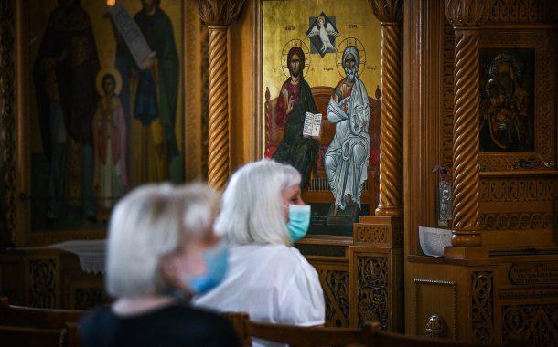Ίδια τα μέτρα στις εκκλησίες αναφέρει η Ιερά Σύνοδος