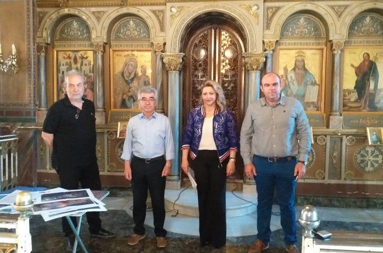 Ξεκινούν οι εργασίες αποκατάστασης του Καθεδρικού Ναού Μεγάρων