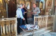 Βίντεο: Ξεκινά το έργο αποκατάστασης του Καθεδρικού Ι. Ναού Μεγάρων