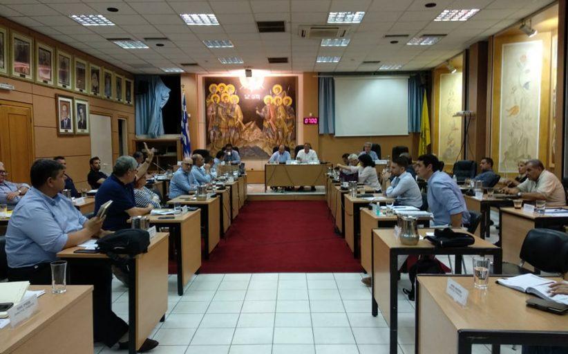 Επανασχεδιασμό της όδευσης του καλωδίου ζητά το Δημοτικό Συμβούλιο Μεγάρων