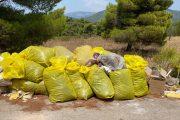 Σκουπίδια-κίνδυνος πυρκαγιάς