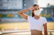 Συμβουλές υγείας για τη ζέστη κατά τη διάρκεια της επιδημίας της COVID-19