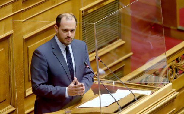 Ο Γ. Κώτσηρας Υφυπουργός Διεθνούς Συνεργασίας & Ανθρωπίνων Δικαιωμάτων