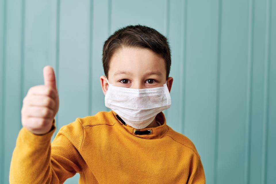 Οδηγίεςγια τη χρήση μάσκας στο σχολείο
