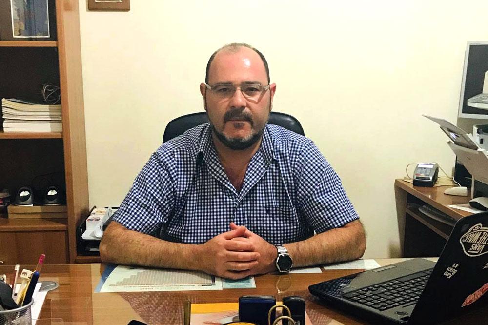 Κ. Καράμπελας: 4 κρούσματα κορωνοϊού στο Δήμο Μεγαρέων