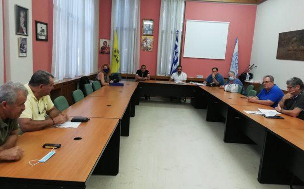 Απολογισμός πεπραγμένων στο Τοπικό Συμβούλιο Νέας Περάμου